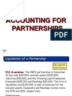 Accounting for Partnerships-4
