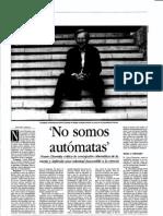 Chomsky (Babelia, El País, 05-12-1992)