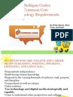 michigan center technology curriculum - borders
