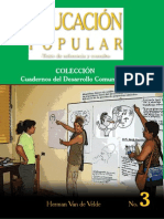 Educacion_popular Antecedentes y Algunas Bases Teóricas