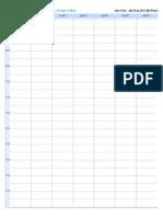 Visualização de Impressão Dacc Agenda