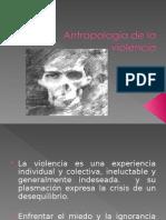 Antropologia de La Violencia