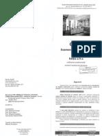 Ghidul Examenului de Absolvire 2014 Editia a II-A