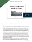 parking review of malmesbury car parks final