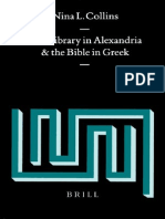 Nina Collins - The Library of Alexandria & the Bible in Greek (2000)