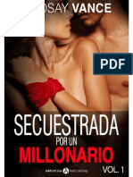 Lindsay Vance - Secuestrada Por Un Millonario - Vol. 1