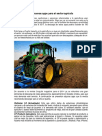 Apps en Agricultura
