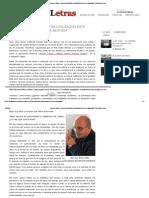 """Jean-Luc Nancy_ """"Nuestra Civilización Está Llegando a Su Fin, Está Agotada"""" _ Revista de Letras"""
