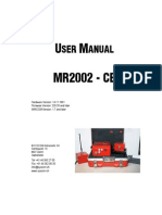 Manual MR2002 With Wincom 1.8