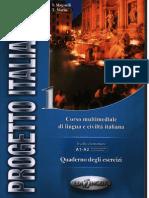 Progetto italiano 1 Quaderno Degli Esercizi
