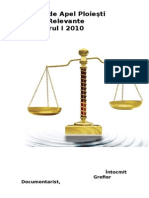 Decizii Relevante Trim i 2010 - Capl