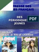 La Presse Des Jeunes Francais