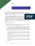 Lectura 1 Las Tecnologías de Información y Comunicación (TIC)