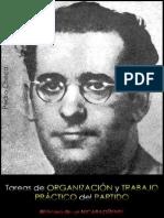 Pedro Checa; Tareas de organización y trabajo práctico del partido- Informe en el Pleno del Comité Central del Partido Comunista de España; Bitácora de un NICARAGÜENSE.pdf