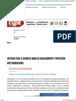 Criterios Para El Diseño de Obras de Encauzamiento y Protección Ante Inundaciones _ CivilGeeks