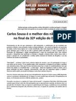 Press Carlos Sousa 10.01.16