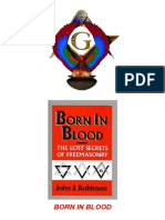 Born in Blood Book Review