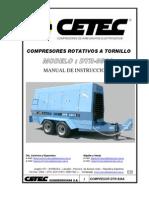 Motocompresor DTR-850 Operación y Mantenimiento