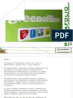 Greenoffice Portafolio 001 290814