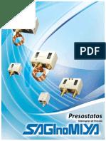 Catálogo de Presostatos
