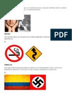 Iconos, Indices y Simbolos