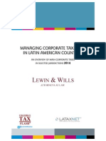2014 Managing LatAm Corp Tax