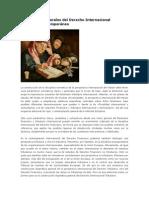 Las Normas Generales Del Derecho Internacional Tributario Contemporáneo