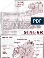 Singer Magic Tailor Manual