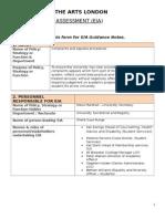 EIA Complaints and Appeals