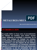 Diapositivas de Forja Mecanica II