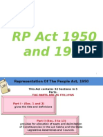 Session-1 RP Act 1950 and 1951 (1)