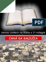 Cri-Int 1 Aula - Os Milagres de Jesus - Katia