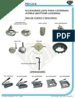 Accesorios Para Cisterna