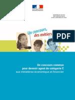 Brochure Con Cours Commun