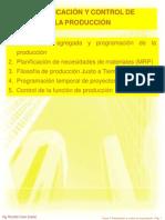 Primera Sesion - Planeacion y Control de La Produccion