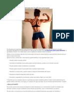 Entrenamiento CrossFit Para Quemar Grasa