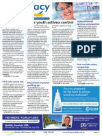 Pharmacy Daily for Tue 20 Jan 2015 - Poor youth asthma control, Blackmores expected profit up 50%, Competency standards feedback, Guild Update, and much more