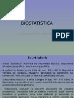Biostatistica-1