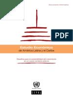 Estudio Economico 2014 Cepal