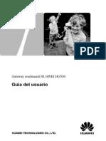 HUAWEI HG530  User Guide-Spanish