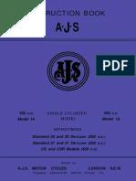 1962 AJS Manual