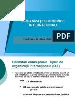 Slideuri Organizatii Int