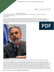 RAMOS O Itamaraty Vai Rever as Relações Com Regimes Autoritários ÉPOCA