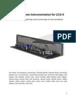 LCLS-II Instrumentation Whitepaper DOE