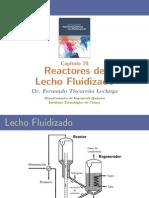 Ppt en PDF Lecho Fluidizado
