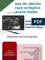 Aborto, Emb Ectopico y Mola Hidatiforme