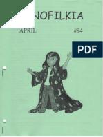 Xenofilkia Issue 94