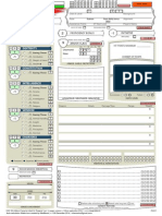 MadBeard Fillable Character Sheet v1.09 With Generator