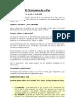El Diccionario de La Paz