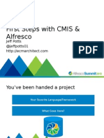 First Steps With Cmis